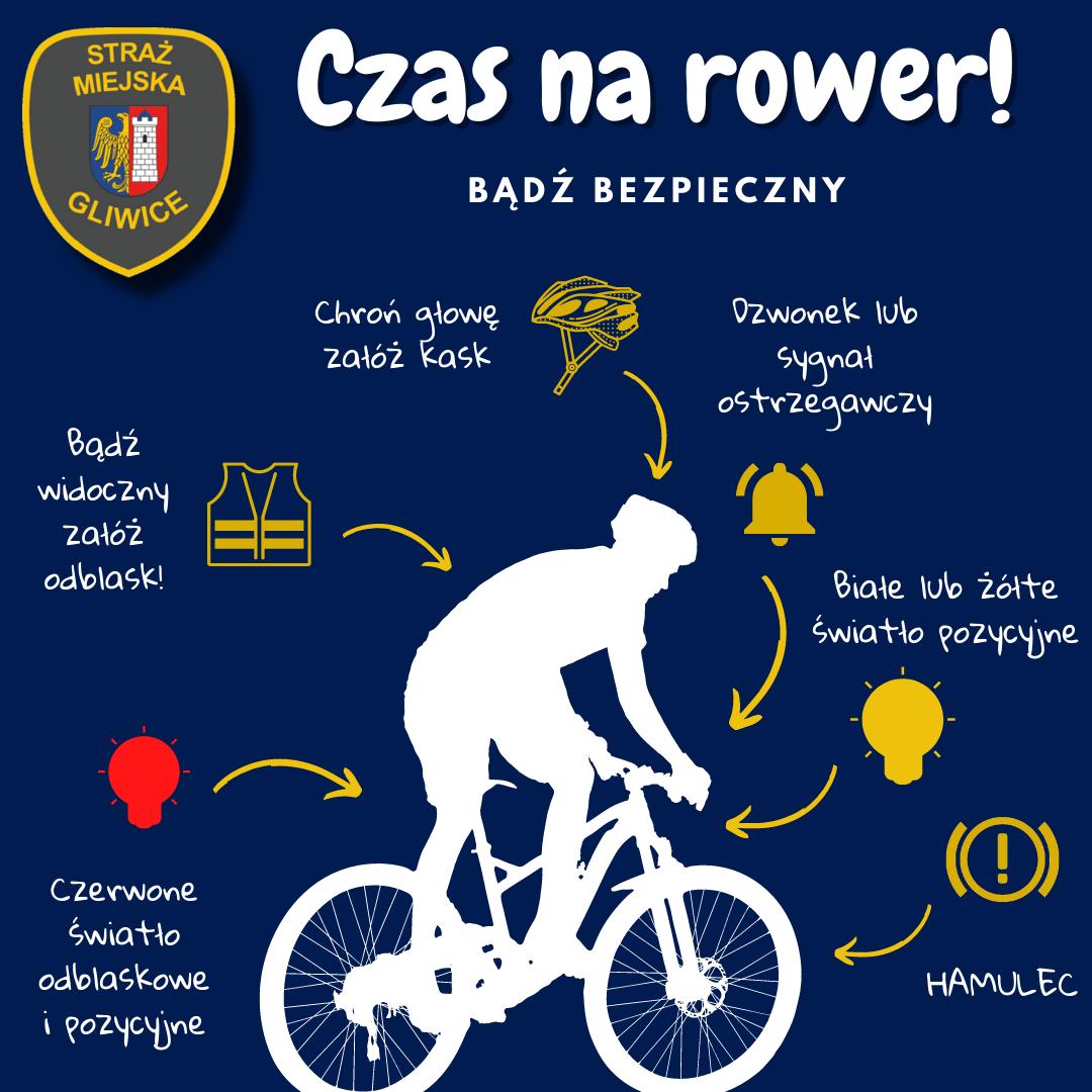 Porady na sezon rowerowy - obowiązkowe wyposażenie roweru