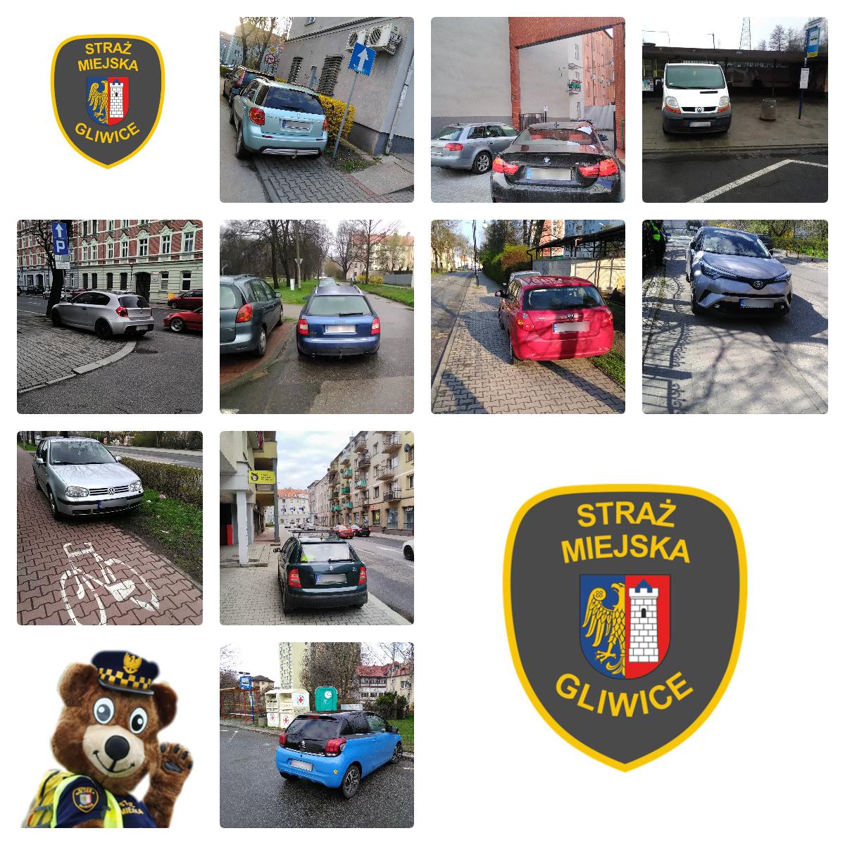"""Głosowanie na """"Miszcza Parkowania"""" kwietnia 2021"""